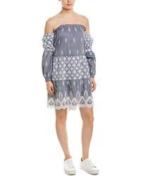 Tessora - Flora Shift Dress - Lyst