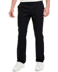 Dunhill Finsbury Fit Chino - Blue