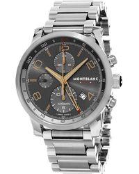 Montblanc - Men's Timewalker Watch - Lyst