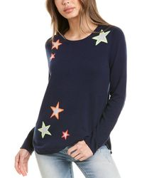 Lisa Todd Stars Sweater - Blue