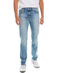 Joe's Jeans Joes Jeans The Brixton Mccowan Hadfield Straight + Narrow Jean - Blue