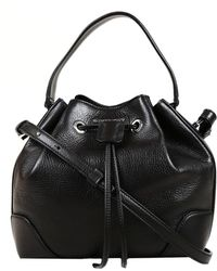 62bb6006bf8 Givenchy Micro 'lucrezia' Tote in Black - Lyst
