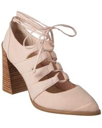 Seychelles Condition Leather Bootie - Pink