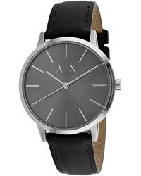 Armani Exchange Men's Classic Watch - Metallic