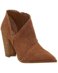 Vince Camuto Lamorna Bootie - Brown