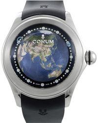 Corum Men's Rubber Watch - Multicolor