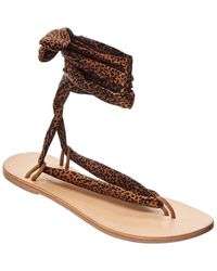 Matisse Oceano Sandal - Brown