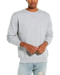 Richer Poorer Sweatshirt - Grey