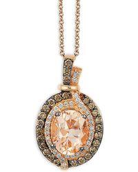 Le Vian - Chocolatier Vanilla Diamonds (1/8 C.t. T.w.) - Lyst