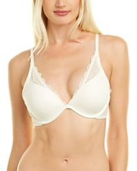 Spanx ? Personalized Push-up Plunge Bra - Natural