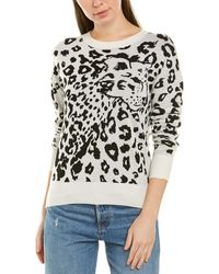 Magaschoni Wool Jumper - White