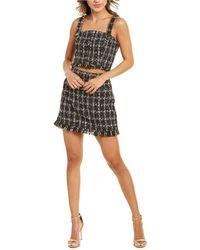 Saylor Graham 2pc Top & Skirt Set - Black