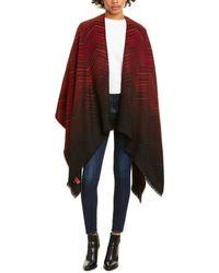 Missoni Wool-blend Cape - Red