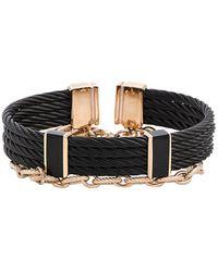Charriol Stainless Steel Bracelet - Black