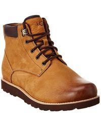 UGG Seton Leather Boot - Brown