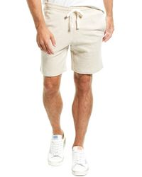 Tailor Vintage Heather French Terry Short - Natural
