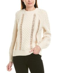 J.Crew Wool-blend Jumper - Brown