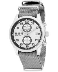 Versus - Shoreditch Chronograph Watch - Lyst
