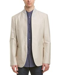 John Varvatos Slim Fit Shirt - Multicolor