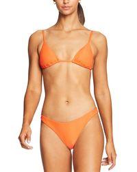 Vitamin A California High-leg Bottom - Orange