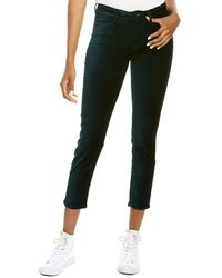 Jen7 Ankle Skinny Jean - Black