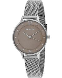 Skagen Women's Anita Watch - Metallic