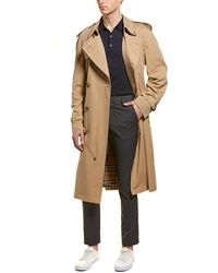Burberry Westminster Heritage Trench Coat - Brown