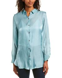 Vince Camuto Top - Blue