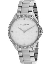 COACH - Women's Modern Sport Watch - Lyst