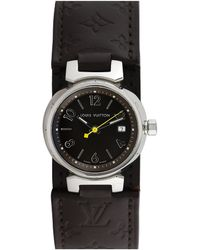 Louis Vuitton Louis Vuitton 2000s Women's Tambour Watch - Black
