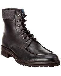 Gordon Rush Leather Boot - Black