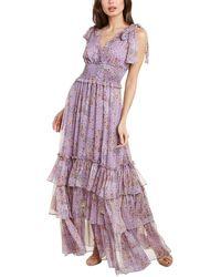 Alexis Tahnie Maxi Dress - Pink