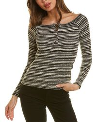 Project Social T Something About You Top - Grey