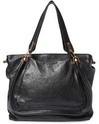 Chloé - Vintage Leather Paraty Xl Satchel - Lyst