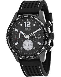 Guess Men's Fleet Watch - Black