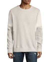 Twenty | Banded Crewneck Sweatshirt | Lyst