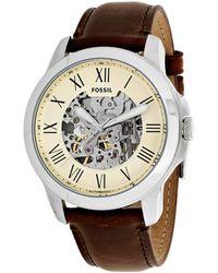 Fossil Grant Watch - Metallic