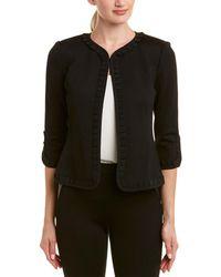 St. John - Wool-blend Jacket - Lyst