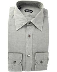 Tom Ford Dress Shirt - Grey