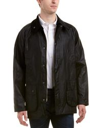 Barbour Classic Bedale Wax Jacket - Black