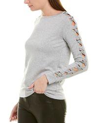 Bailey 44 Bailey 44 Snorgy Sweatshirt - Gray