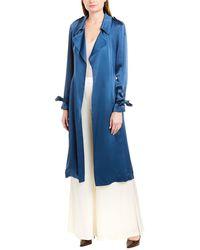 Alexis Coat - Blue