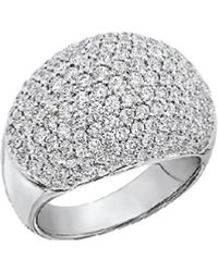 Nephora 14k 2.56 Ct. Tw. Diamond Ring - Metallic