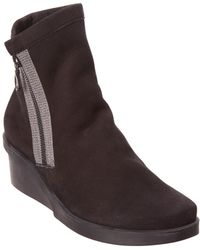 Arche - Reina Wedge Ankle Boot - Lyst