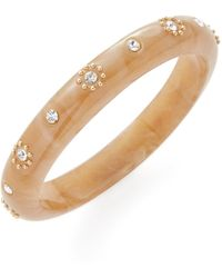 Kate Spade - Out Of Her Shell Bangle Bracelet - Lyst