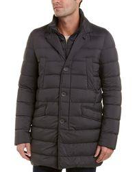 Herno Puffer Coat - Grey