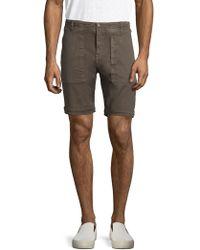 Jachs Bozeman Utility Shorts - Brown