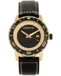 Morphic Men's M71 Series Watch - Metallic