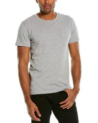 7 For All Mankind 7 For All Mankind Boxer Pocket T-shirt - Grey