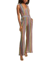 Kendall + Kylie Wide Leg Jumpsuit - Yellow
